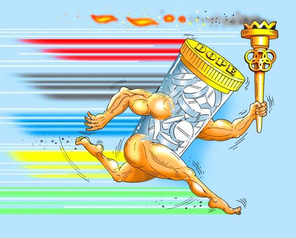 Экс-президент Международной федерации легкой атлетики Диак арестован за сокрытие положительных допинг-тестов спортсменов сборной России - Цензор.НЕТ 9774
